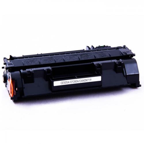 Картридж HP CE505A/CF280A/ Canon 719 Top print