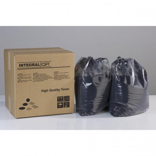 Тонер HP 1000/1010/1020/1150/1200/1300/ 2100/2200/2300/4000/4100/4350/ 5000/5100 (11500061) 10кг/пакет INTEGRAL