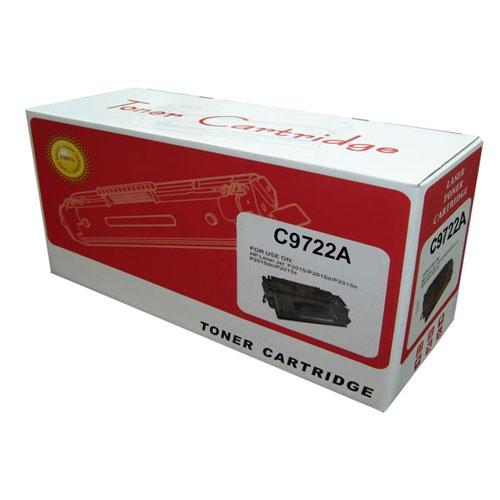 Картридж HP C9722A Yellow Retech