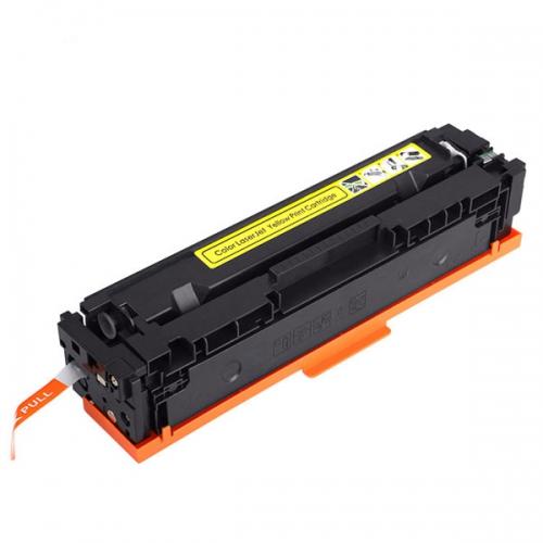 Картридж HP CF542A (№203A) Yellow OEM