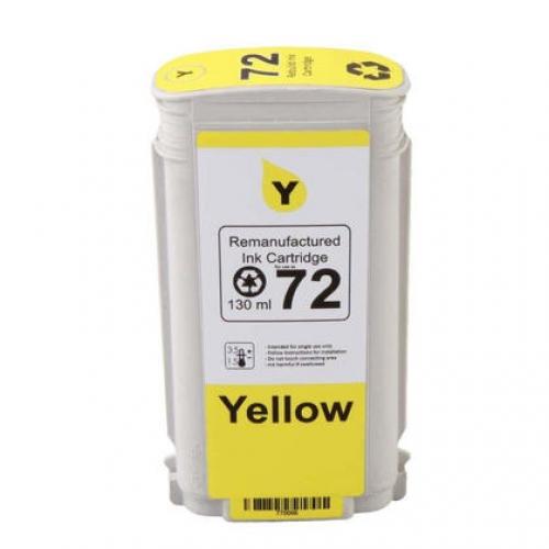 Картридж HP C9373A Yellow №72 JET TEK