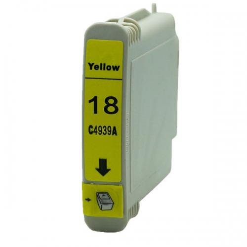 Картридж C4939A №18 Yellow OEM