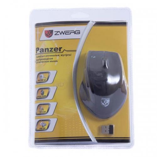 Мышь беспроводная оптическая Panzer Zwerg