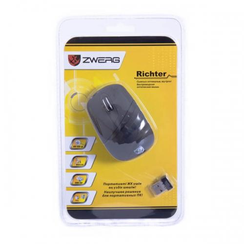 Мышь беспроводная оптическая Richter Zwerg