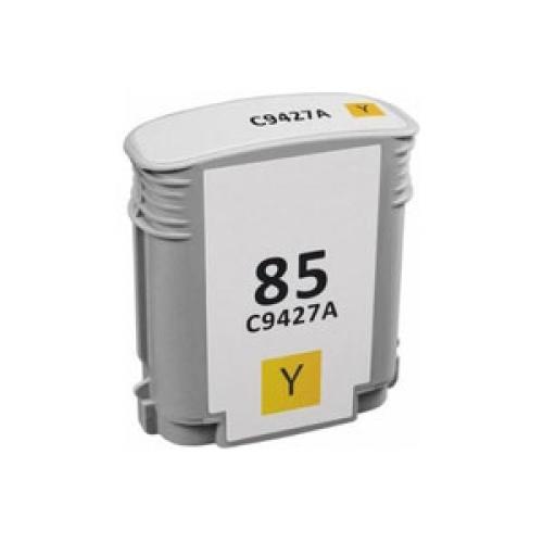 Картридж HP C9427A Yellow №85 JET TEK