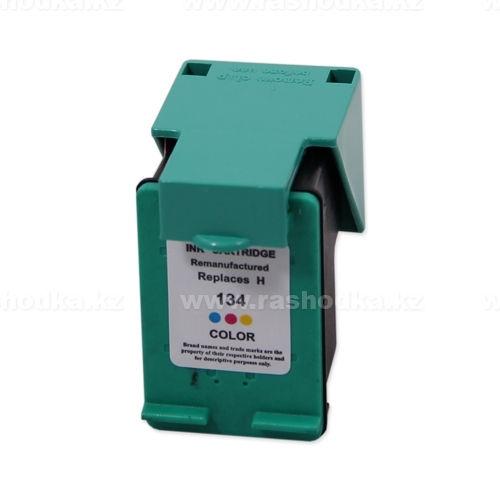 Картридж HP C9363HE Tri-color,№134 JET TEK