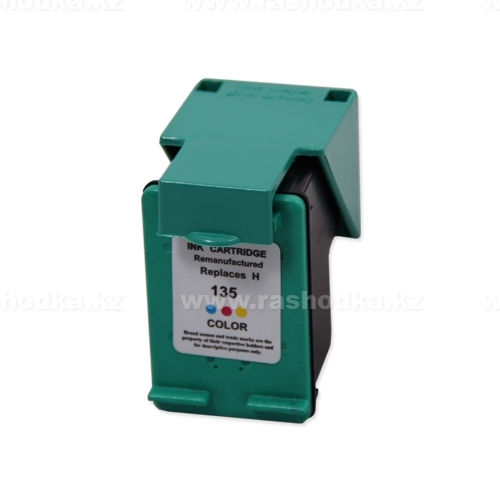 Картридж HP C8766HE Tri-color ,№135 JET TEK