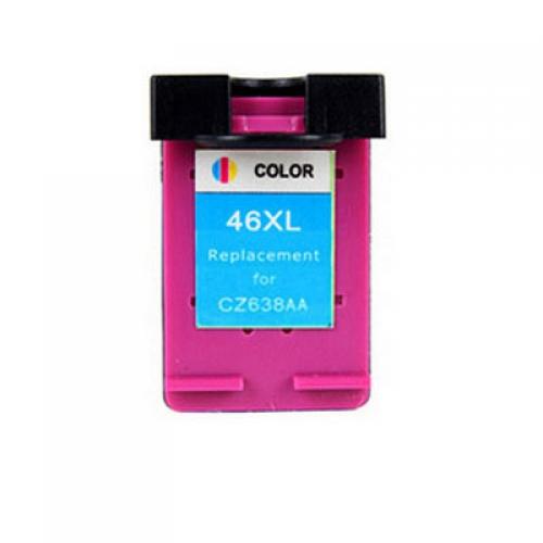 Картридж HP CZ638AE Color №46 JET TEK