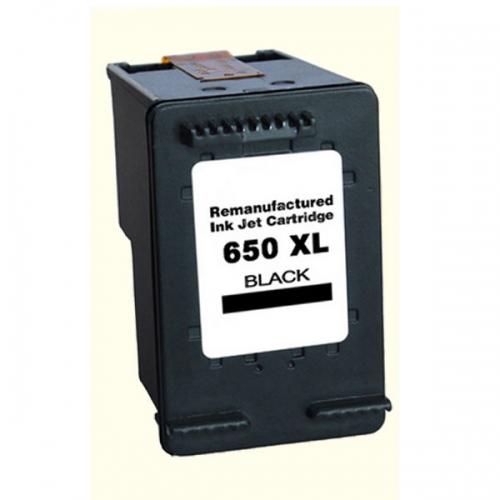 Картридж HP CZ101AE Black №650 JET TEK