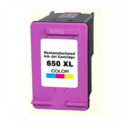 Картридж HP CZ102AE Color №650 JET TEK