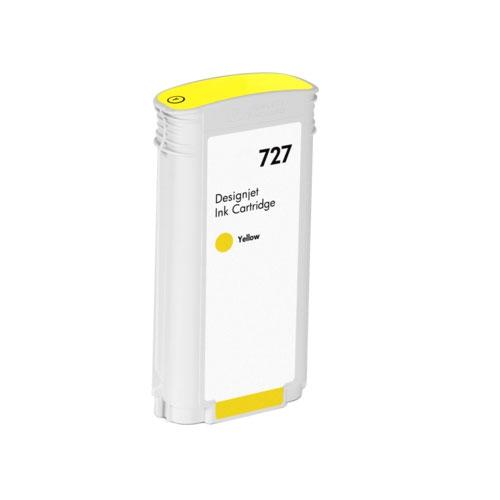 Картридж HP B3P21A Yellow №727 JET TEK