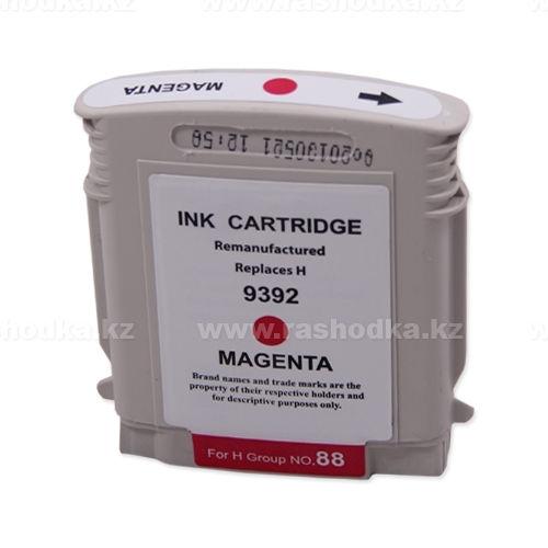 Картридж HP C9392AE № 88XL Magenta JET TEK