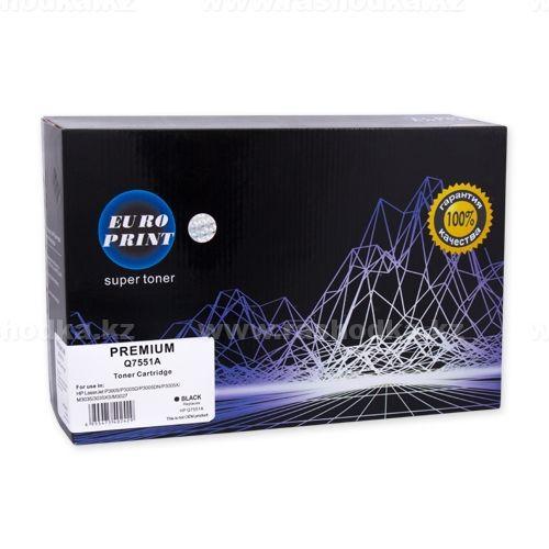 Картридж HP Q7551A Euro Print Premium