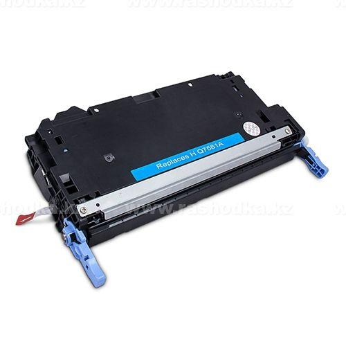 Картридж HP Q7581A Cyan Euro Print Premium