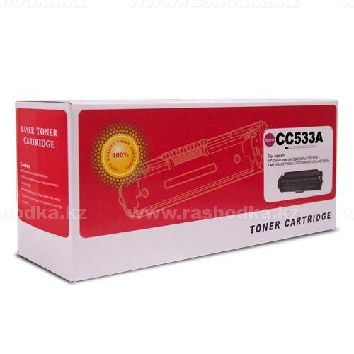 Картридж HP CC533A Magenta Retech