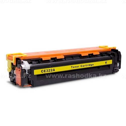 Картридж HP CE322A Yellow Retech