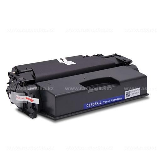 Картридж HP CE505X-L/Canon 719H Retech
