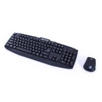 Комплект клавиатура+мышь беспроводной мультимедийный Grabe Zwerg
