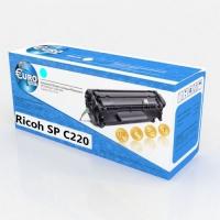 Картридж Ricoh SP C220 Cyan Euro Print