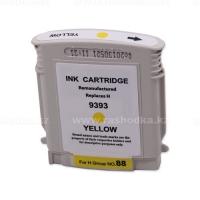 Картридж HP C9393AE № 88XL Yellow JET TEK