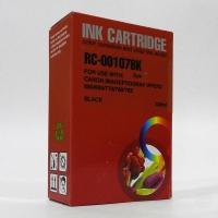 Картридж Canon PFI-107BK Black JET TEK