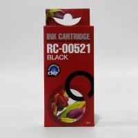 Картридж Canon CLI-521BK Black JET TEK