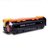 Картридж HP CC530A Black Retech